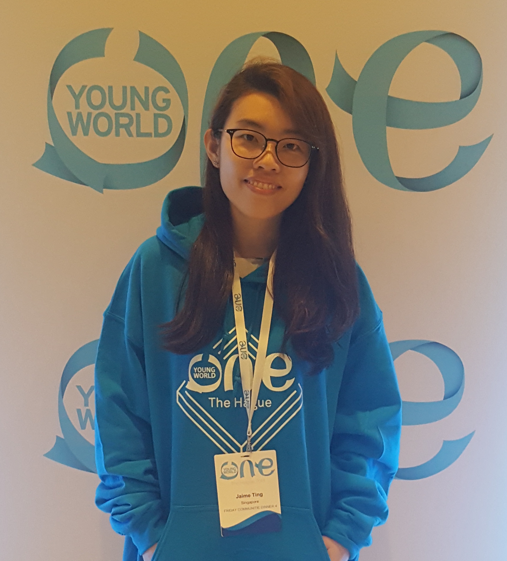 Jamie Ting at OYW