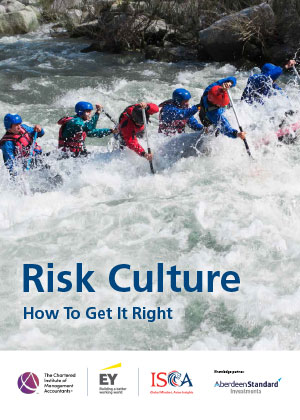 Risk Culture: How to Get it Right