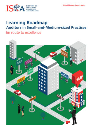 ISCA Small and Medium Practices (SMP) Learning Roadmap