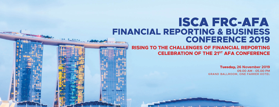 The Conference will bring you the latest developments on financial reporting. Pick up tips from successful business leaders on how their businesses geared up,  transformed and embraced disruption and technology.