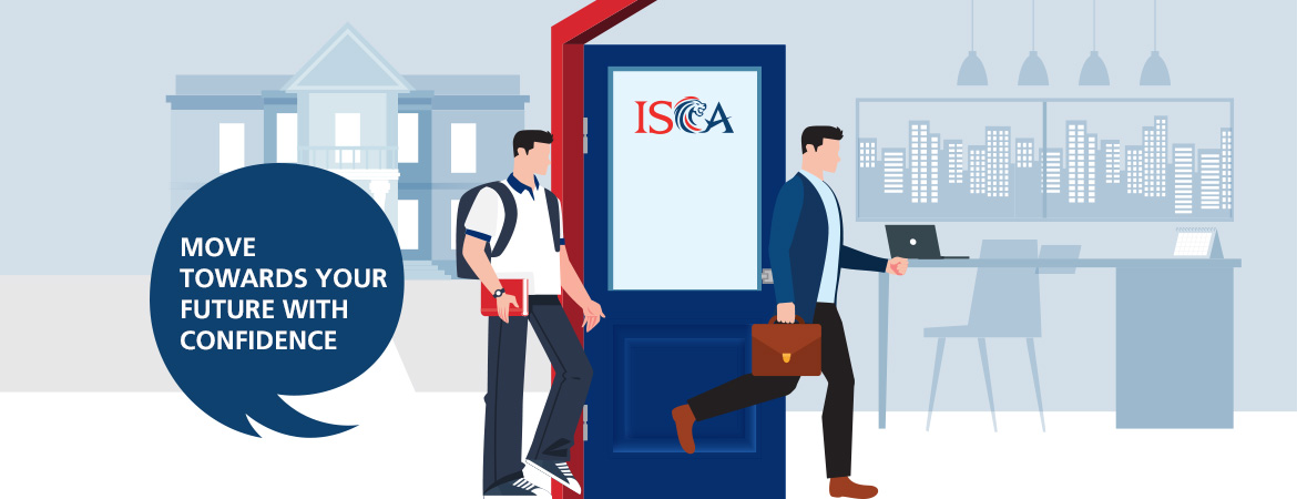 Are you an Accountancy undergraduate? Become an ISCA Youth Associate today and leverage the events, activities and resources curated for student members. You can move towards your future with confidence. Find out more here.