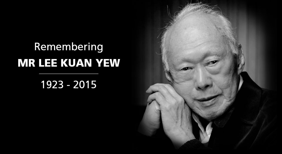 Remembering Mr Lee Kuan Yew