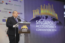 Mr Kenneth Yap, Chief Executive, Accounting and Corporate Regulatory Authority