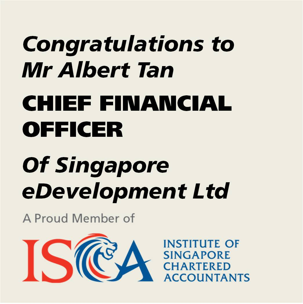 Albert Tan CFO