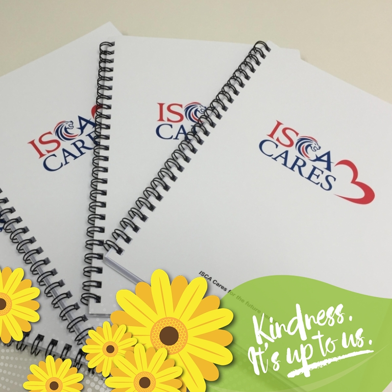 ISCA Cares Notebook
